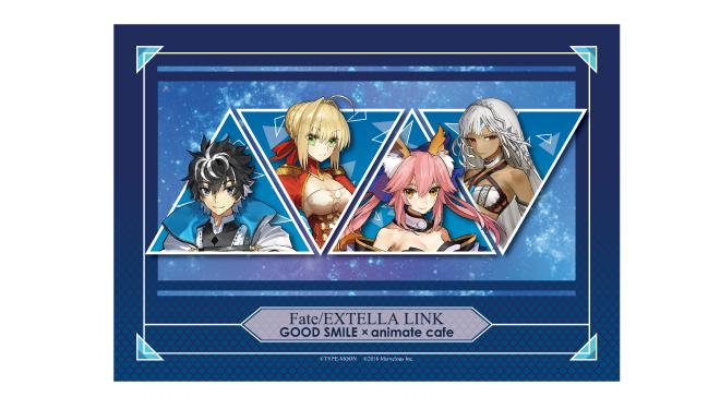 グッドスマイル×アニメイトカフェ Fate/EXTELLA LINK ランチョンマット